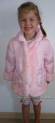 Куртка на девочку, демисезонная, зимняя