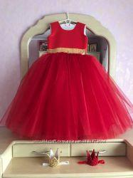 Платье нарядное Платье на выпускной Детское платье