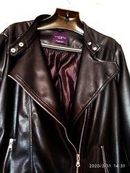 Куртка-косуха для пышной красавицы