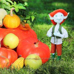 Тролль  текстильная кукла, сказочный персонаж