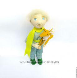 Кукла текстильная Маленький принц