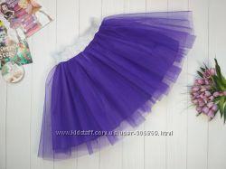 Пышные фатиновые юбки