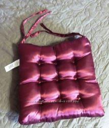 Стеганая подушка для стульев