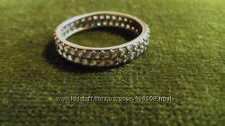 Восхитительное кольцо серебро 925