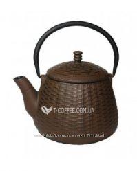 Чугунный чайник Баодин 1000 мл