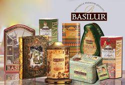 Чай на подарок Basilur