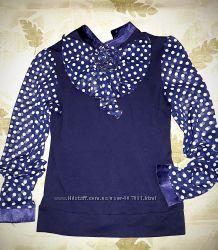 9a0d784c7b9 Школьная блуза Польша