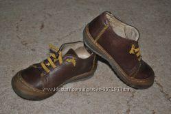 шкіряні туфлі черевички