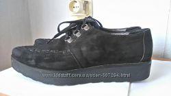Туфли криперы Vagabond размер 37 нубук