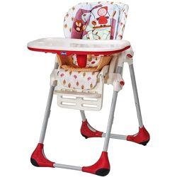 Детский стульчик для кормления CHICCO POLLY 2 В 1