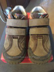 Кожаные ботинки Chicco 30р