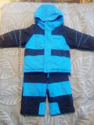 Зимний костюм Columbia 2Т бу
