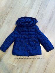Куртка еврозима Benetton 3-4, бу
