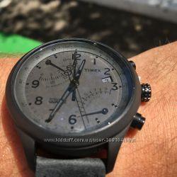 Timex TW2P79000DH Intelligent Quartz Fly-Back Chronograph Watch