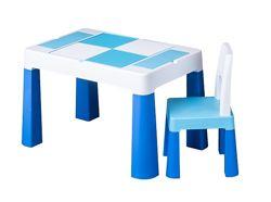 Столик и стульчик Tega BabyMultifun  синий в наличии
