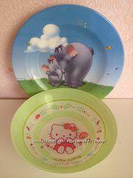 Набор из 2х тарелок Luminarc люминарк Disney