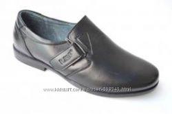 Туфли для мальчика натуральная кожа 36-41 размеры