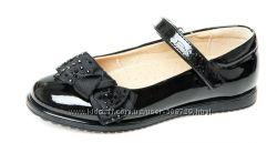 Нарядные лаковые туфли ТМ Сказка р-р 25-28