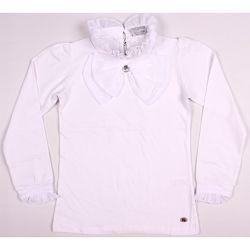 Блуза трикотажная Breeze нарядная школа