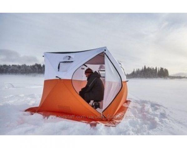Зимняя палатка Norfin Easy Ice 6 Hot Cube для рыбалки на льду
