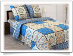 Постельное белье ткани Блакит Беларусь