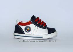 Стильные кроссовки-кеды для мальчика или девочки ТМ Perlina