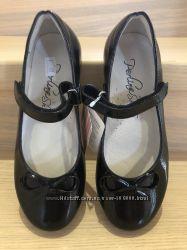 Туфли-балетки лакированные для девочки ТМ Perlina, Турция
