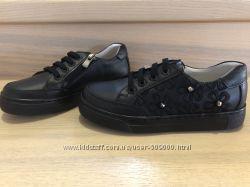 Туфли-сникерсы для девочки, ТМ Perlina, Турция
