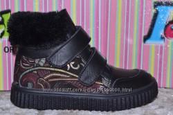 Модные ботиночки для девочки ТМ Perlina, Турция, 27-30 р-ры