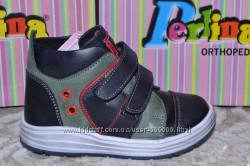 Модные ботиночки для мальчика ТМ Perlina, Турция, 22-26 р-ры