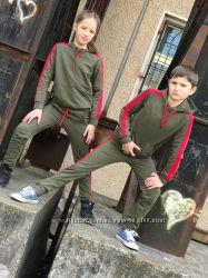 Спортивний костюм street style з 6 до 13 років