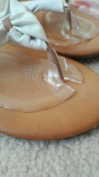 Силиконовая подушка для ног, от натирания между пальцев