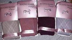 Демисезонные колготы Buonumare на рост 142-155