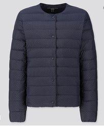 Uniqlo пуховик куртка