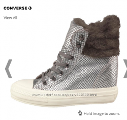 Converse высоеие кеды