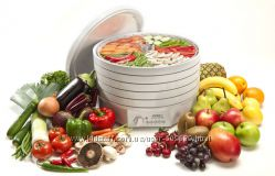 Сушилки Ezidri для овощей и фруктов  комплектующие. Бесплатная доставка