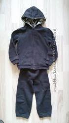 флиска штаны споривный костюм на 4 года