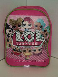 Новый детский рюкзак Куклы Лол, три вида
