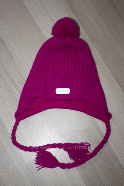 Продаю красивую шапочку Reima для девочки