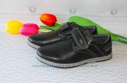 Подростковые школьные  туфли для мальчиков Том. м