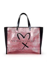Victoria secret сумка шоппер виктория сикрет оригинал
