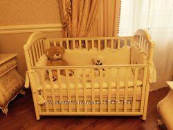 Bebiitaly итальянская кроватка матрас постелька
