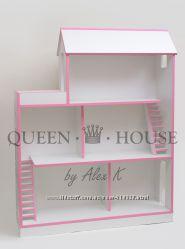 Разные домики для кукол Барби и Энчантималс