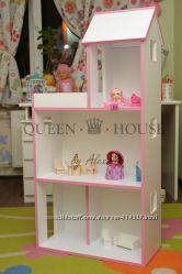 Домики для разных кукол Барби, Еви, Энчантималс