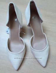 Туфельки H&M  38 р