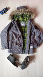Деми куртка Cherokee мальчику 6-7 лет.