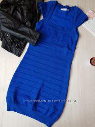 Облегающее вязаное платье new look