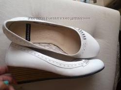 Туфли, балетки Vagabond, натуральная кожа, 36 р