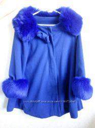 Лёгкое весеннее пальто разлетайка