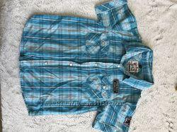 Рубашка новая, 110 размер, бирка отрезана
